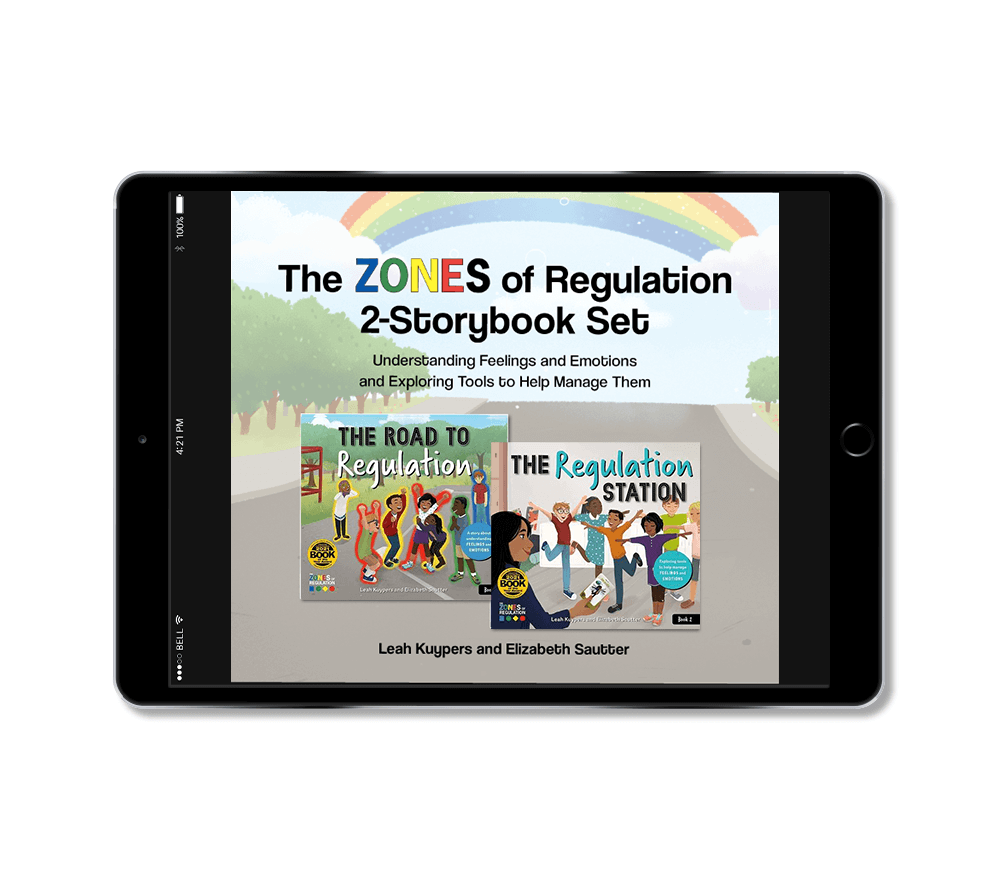 The Zones of Regulation Storybooks