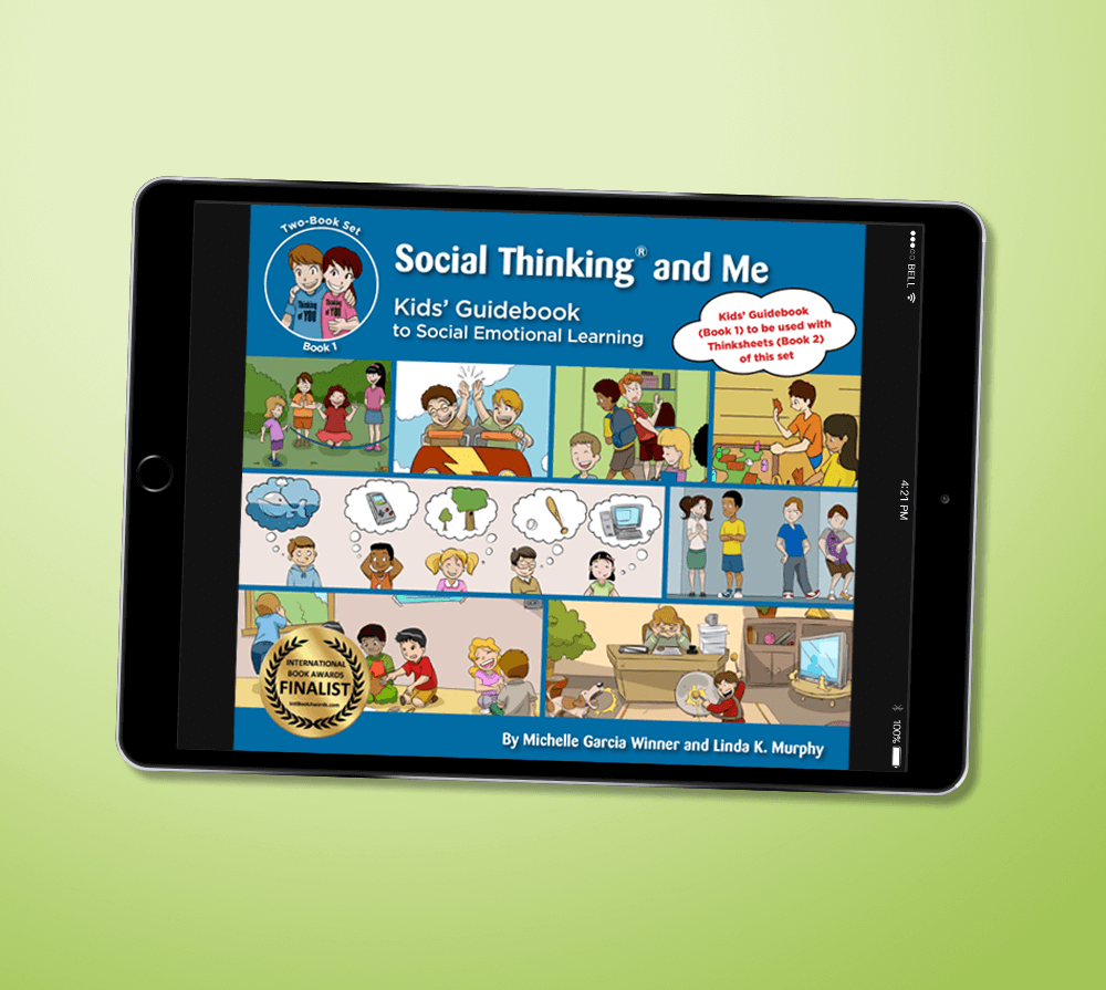 Social Thinking and Me Guidebook eBook